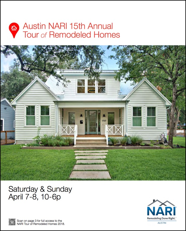 For More Information And To Purchase Tickets Today Visit  Austinnari.org/tour Of Homes/